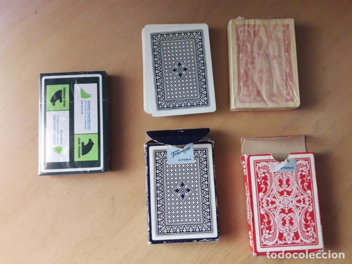 Barajas de cartas: Tres barajas Fournier - Foto 2 - 132230746