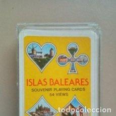 Barajas de cartas: BARAJA DE CARTAS ISLAS BALEARES, PERFECTO ESTADO . Lote 132241170