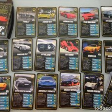 Barajas de cartas - BARAJA DE CARTAS TOP TRUMPS. COCHES DEPORTIVOS. SPORT CARS. 100 GR - 132567130