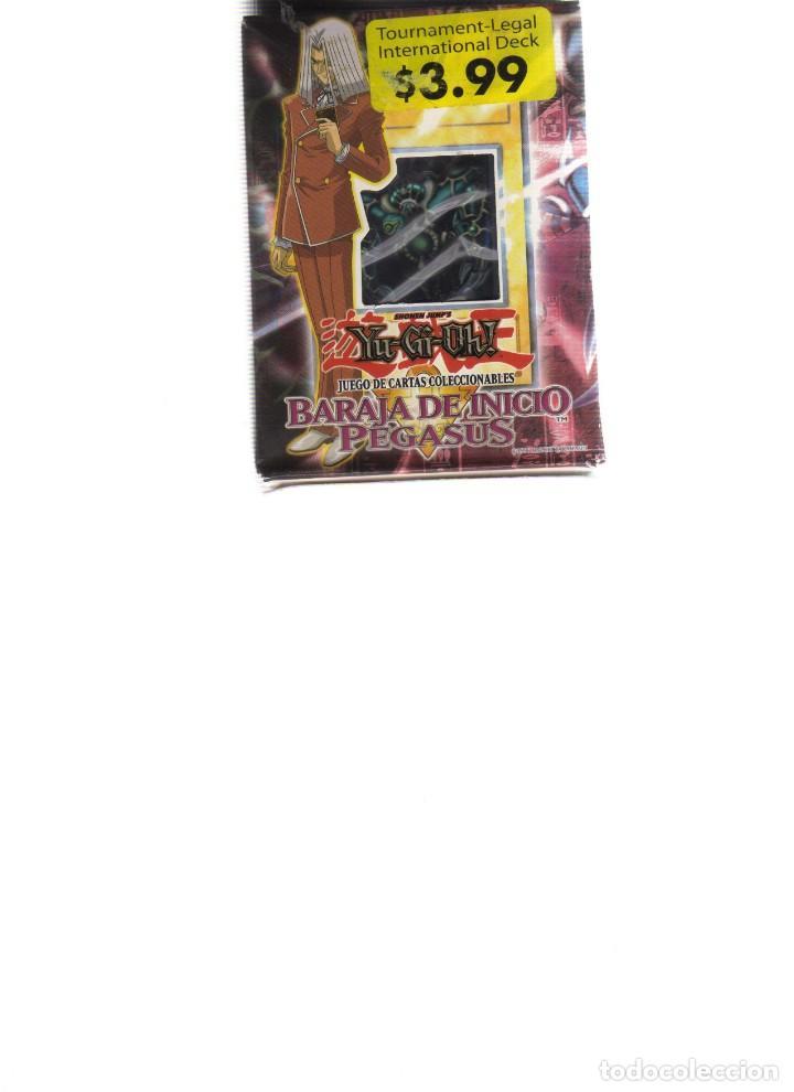 Yu Gi Oh Baraja De Inicio Pegasus Kaufen Andere Kartenspiele In