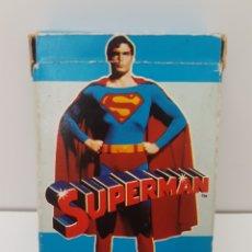 Barajas de cartas: BARAJA CARTAS SUPERMAN - FOURNIER - AÑO 1979. Lote 132787162