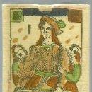 Barajas de cartas: ANTIGUA BARAJA TAROT FLORENTINO MINCHIATE AL LEONE - ITALIA S. XVIII - NUEVA - CERTIF. COL. FOURNIER. Lote 132845418