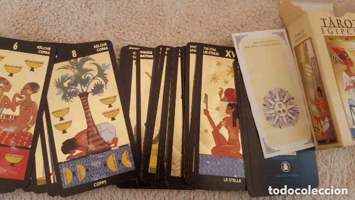 Barajas de cartas: COLECCION DE 60 CARTAS TAROT, ORACULOS, CARTAS ADIVINATORIAS, JUEGOS DE CARTAS, LIBROS - Foto 25 - 132897130