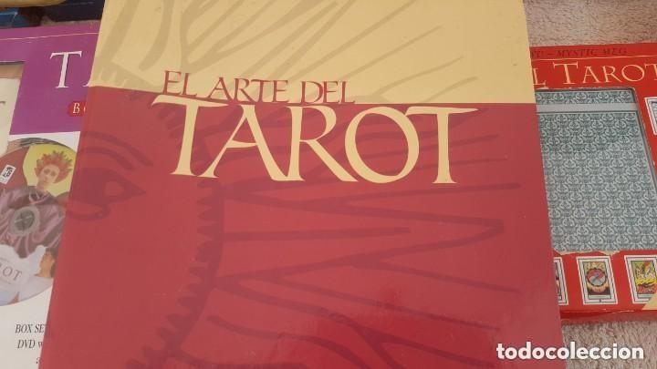 Barajas de cartas: COLECCION DE 60 CARTAS TAROT, ORACULOS, CARTAS ADIVINATORIAS, JUEGOS DE CARTAS, LIBROS - Foto 29 - 132897130