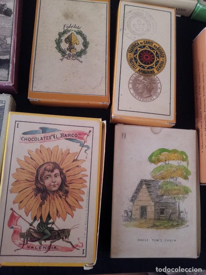 Barajas de cartas: LOTE DE 52 BARAJAS DE NAIPES FACSÍMILES DE LOS EJEMPLARES DEL MUSEO FOURNIER DE ALAVA. - Foto 7 - 132961918