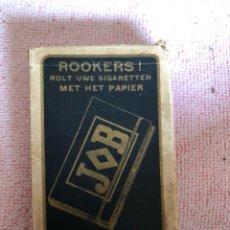 Barajas de cartas - Antigua baraja de cartas publicidad papel de fumar - 132986598