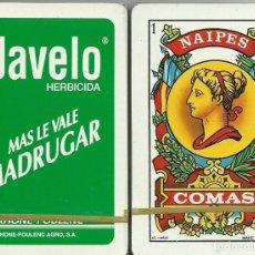 Barajas de cartas: JAVELO - BARAJA ESPAÑOLA DE 40 CARTAS. Lote 133238870
