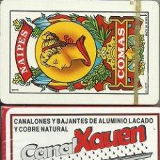 Barajas de cartas: CANALXAUEN - BARAJA ESPAÑOLA DE 40 CARTAS. Lote 133239342