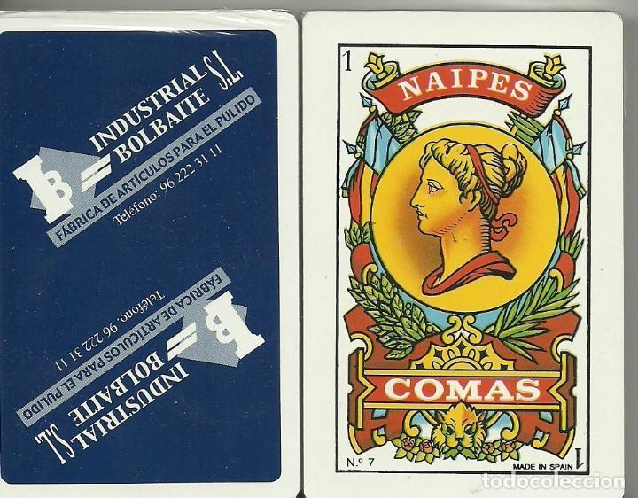 INDUSTRIAL BOLBAITE - BARAJA ESPAÑOLA DE 40 CARTAS (Juguetes y Juegos - Cartas y Naipes - Baraja Española)