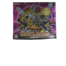 Jeux de cartes: YU-GI-OH EXTREME VICTORY CAJA ABIERTA 24 SOBRES,SON REEDICION. Lote 133301146