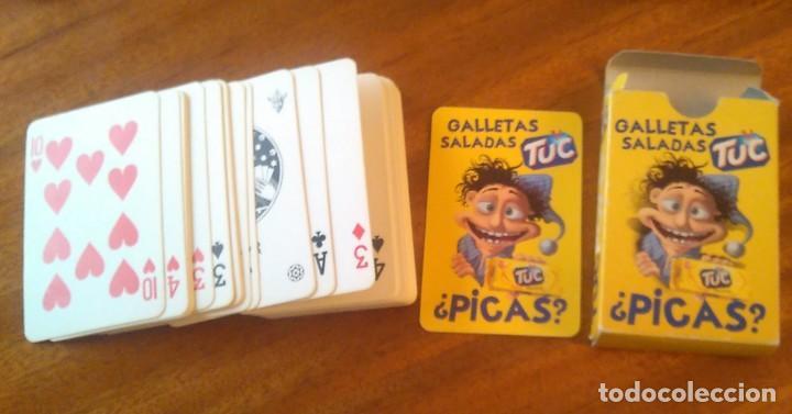 GALLETAS SALADAS TUC (Juguetes y Juegos - Cartas y Naipes - Barajas de Póker)