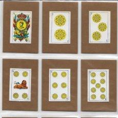 Barajas de cartas: BARAJA ESPAÑOLA - 48 CARTAS - (3,7X5,7) MAPRA 1972. Lote 133324170