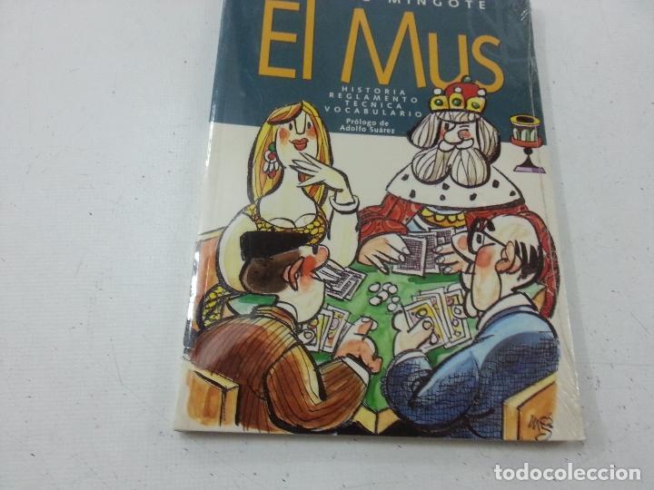 EL MUS-ANTONIO MINGOTE-N (Juguetes y Juegos - Cartas y Naipes - Otras Barajas)