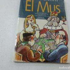 Barajas de cartas: EL MUS-ANTONIO MINGOTE-N. Lote 133327994