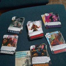 Baralhos de cartas: GRAN LOTE CARTAS MARVEL CARDS X MEN, AVENGERS HULK, ETC.. Lote 133365606