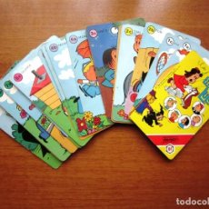 Barajas de cartas: BARAJA JUEGO DE CARTAS INFANTIL LITTLE LULU. FOURNIER. AÑO 1984.. Lote 133399046