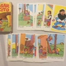 Jeux de cartes: NAIPES COMAS - PULGARCITO - 31 CARTAS.. Lote 133467606