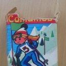 Barajas de cartas: BARAJA CONTAMOS CONTIGO FOURNIER AÑO 1974. Lote 133555138