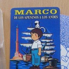 Barajas de cartas: BARAJA MARCO PRIMERA PARTE FOURNIER AÑO 1976. Lote 133555886