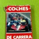 Barajas de cartas: BARAJA DE CARTAS, COCHES DE CARRERA,FÓRMULA 1, JUEGO CARTAS,HERACLIO FOURNIER,FERRARI,EGB,AÑOS 80. Lote 134241143