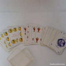 Barajas de cartas: BARAJA ESPAÑOLA COMPLETA. Lote 134345723