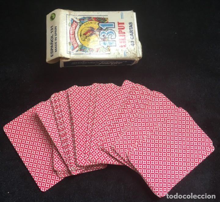 Barajas de cartas: BARAJA DE 40 CARTAS NAIPE, LILIPUT, DE HERACLIO FOURNIER, COMPLETA - Foto 4 - 134410974