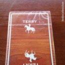 Barajas de cartas: CARTAS FOURNIER DE PUBLICIDAD TERRY. Lote 160878428