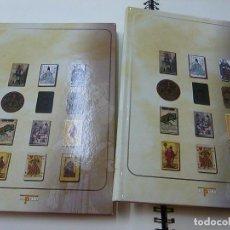 Barajas de cartas: BARAJAS DE COLECCION EDICIONES DEL PRADO 2 TOMOS- MÁS DE 600 PÁGINAS-CCC 1. Lote 134793502