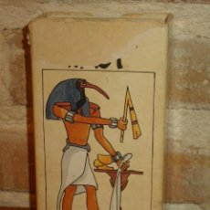 Barajas de cartas: BARAJA TAROT EGIPCIO,FOURNIER.. Lote 182738052