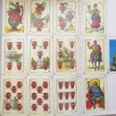 Barajas de cartas: BARAJAS DE CARTAS, COLECCIÓN EN 9 ÁLBUMES DE LOS AÑOS 60-80. Lote 135648227