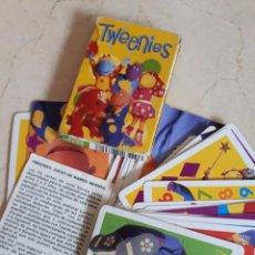 Barajas de cartas: BARAJA DE CARTAS TWEENIES NAIPES H.FOURNIER AÑOS 90. Lote 135850866