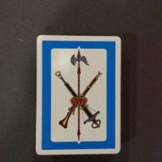 Barajas de cartas: BARAJA DE CARTAS HERACLIO FOURNIER PUBLICIDAD LA LEGION EJERCITO POKER 54 CARTAS NUEVA. Lote 136177118