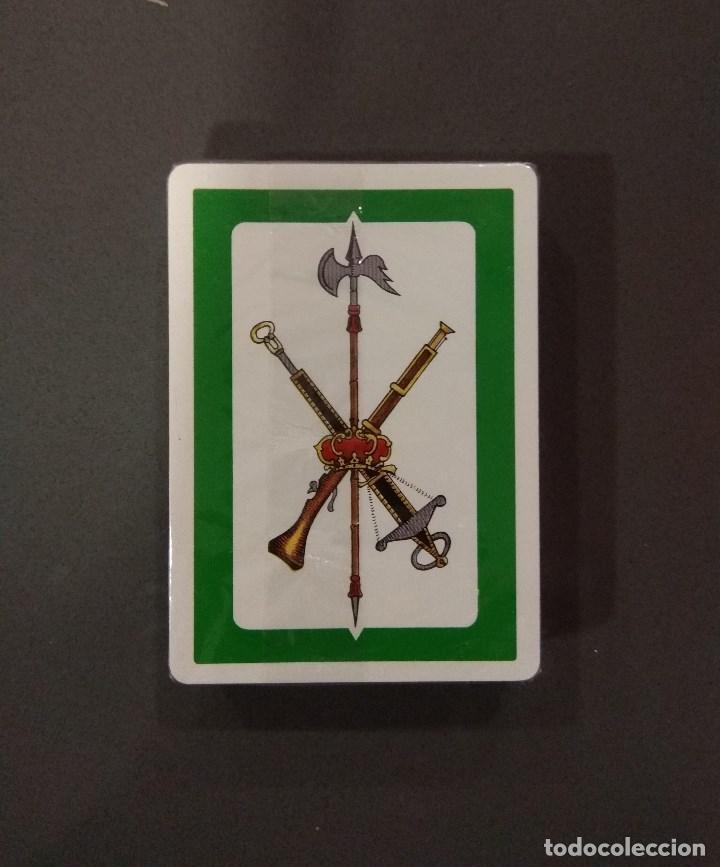 BARAJA DE CARTAS HERACLIO FOURNIER PUBLICIDAD LA LEGION EJERCITO POKER ESPAÑOL 54 CARTAS PRECINTADA (Juguetes y Juegos - Cartas y Naipes - Barajas de Póker)