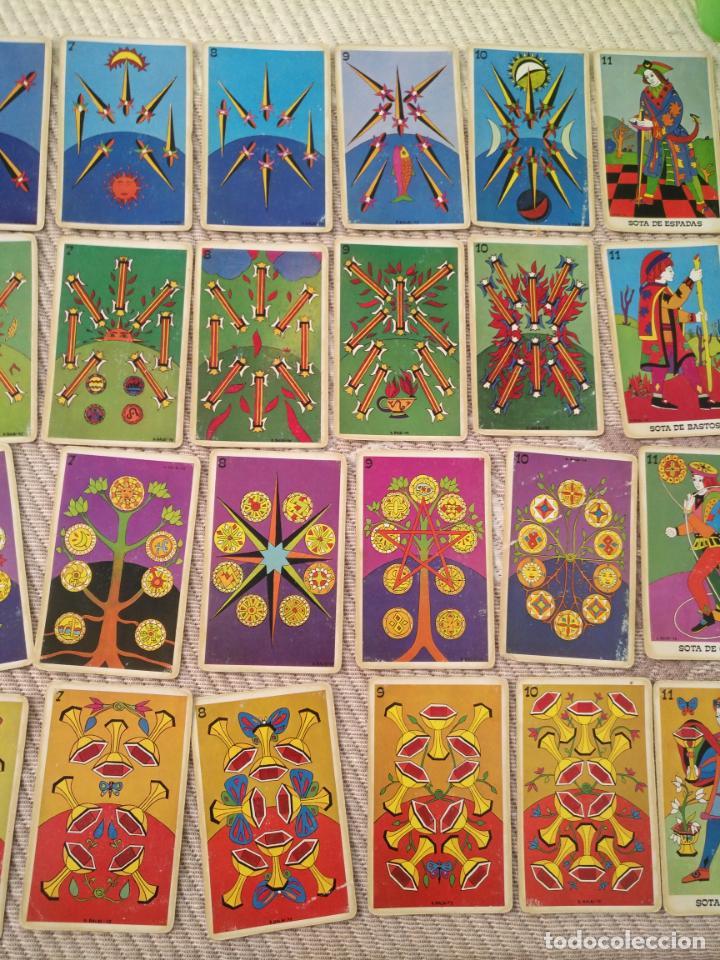 Barajas de cartas: Tarot Balbi completo 78 CARTAS en su caja original con instrucciones. Años 70 FOURNIER HERACLIO - Foto 6 - 136258446