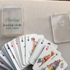 Barajas de cartas: BARAJA CARTAS DARLING 1 JOKER, NUEVA. Lote 136277833