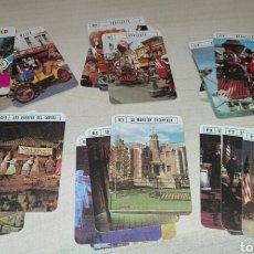 Barajas de cartas: JUEGO DE CARTAS LOS MINIS *DISNEY WORLD* AÑO 1979 FOURNIER. Lote 136291422