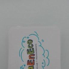 Barajas de cartas: BARAJA EDUCA EN ECO NUEVA EDUCACIÓN RECICLAJE Y MEDIO AMBIENTE. Lote 136385906