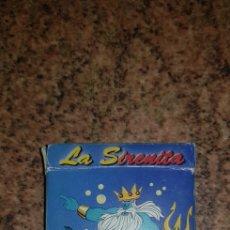 Barajas de cartas: BARAJA DE CARTAS LA SIRENITA 32 CARTAS COMPLETA. Lote 136470580