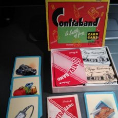 Barajas de cartas: CARD GAME. CONTRABAND. A BATTLE OF FUN. PEPUS SERIES. JUEGO, BARAJA DE CARTAS. CON REGLAS EN INGLÉS. Lote 136830342
