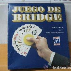Barajas de cartas: FOURNIER JUEGO DE BRIDGE - METODO SAUCA. Lote 137101982