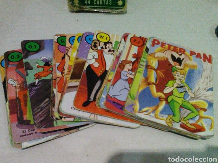 Barajas de cartas: Baraja Peter pan y los piratas años 60 - Foto 2 - 137307960