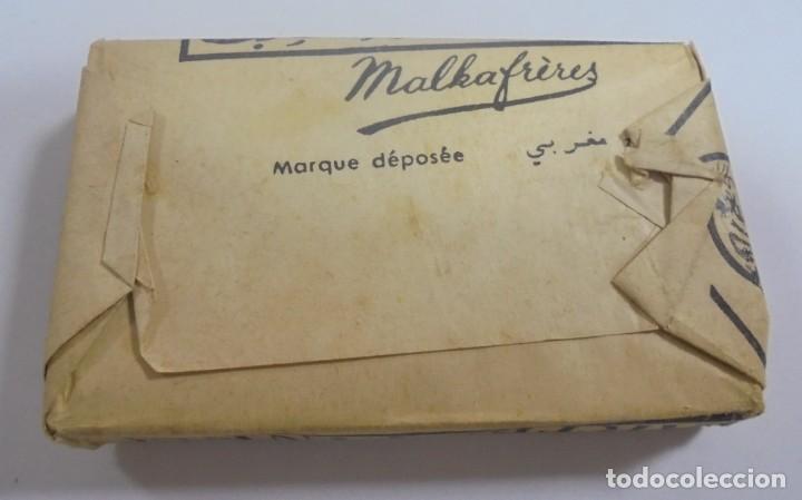 Barajas de cartas: BARAJA DE CARTAS. CARTES FINES. MALHAFRERES. CERRADA. CON PAPEL ENVUELTO ORIGINAL. VER FOTOS - Foto 3 - 137510738