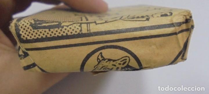 Barajas de cartas: BARAJA DE CARTAS. CARTES FINES. MALHAFRERES. CERRADA. CON PAPEL ENVUELTO ORIGINAL. VER FOTOS - Foto 6 - 137510738