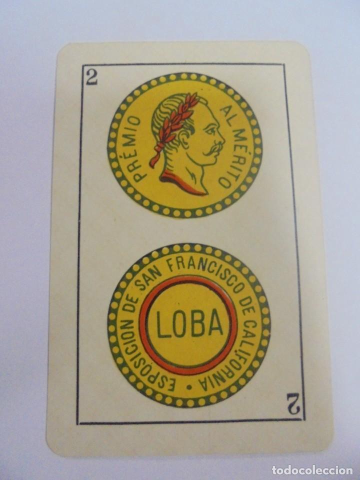 Barajas de cartas: BARAJA DE CARTAS. JUAN ROURA. BARCELONA. LA LOBA. NAIPES FINOS. BARAJA ESPAÑOLA. VER - Foto 3 - 137582842