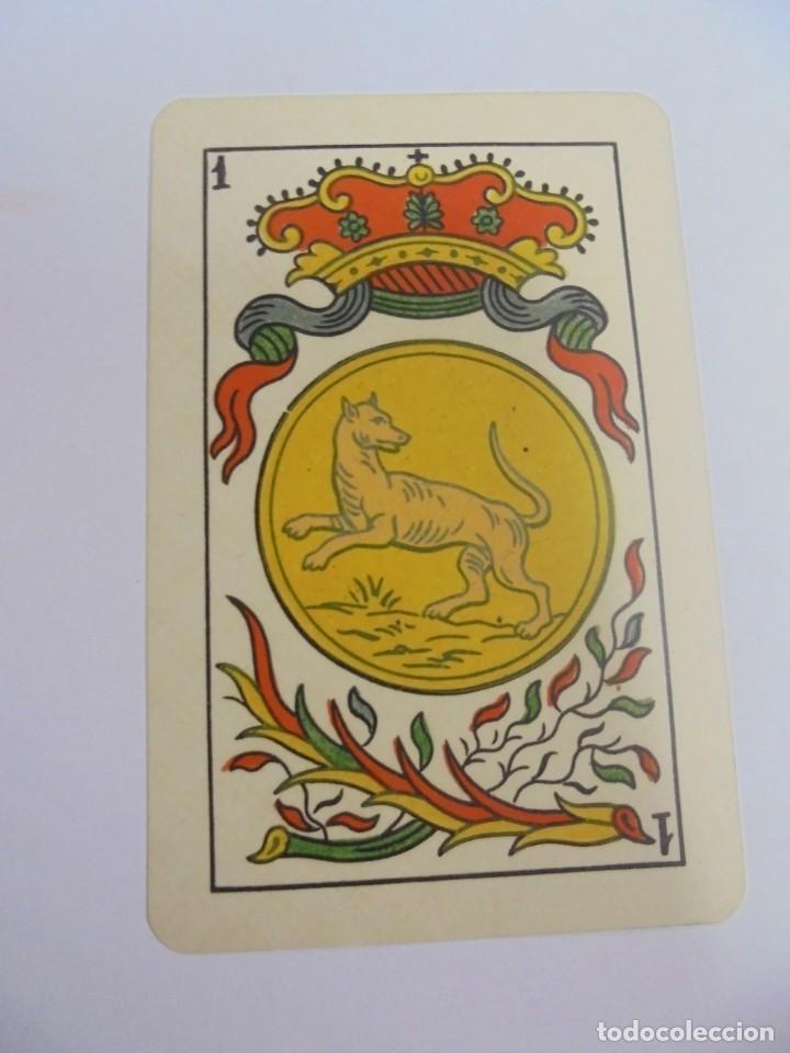 Barajas de cartas: BARAJA DE CARTAS. JUAN ROURA. BARCELONA. LA LOBA. NAIPES FINOS. BARAJA ESPAÑOLA. VER - Foto 4 - 137582842