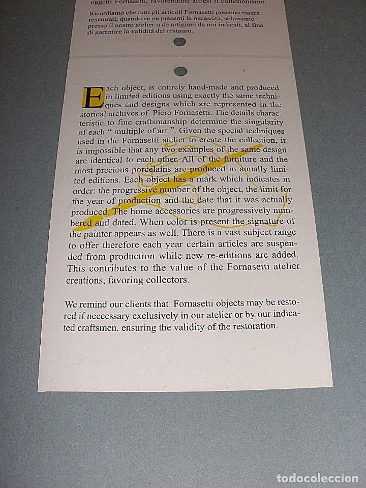 Barajas de cartas: PIERO FORNASETTI MILANO, ESTUCHE EBANO DOS BARAJAS Y DADOS POKER EDICION LIMITADA Y NUMERADA, NUEVO - Foto 8 - 137789402