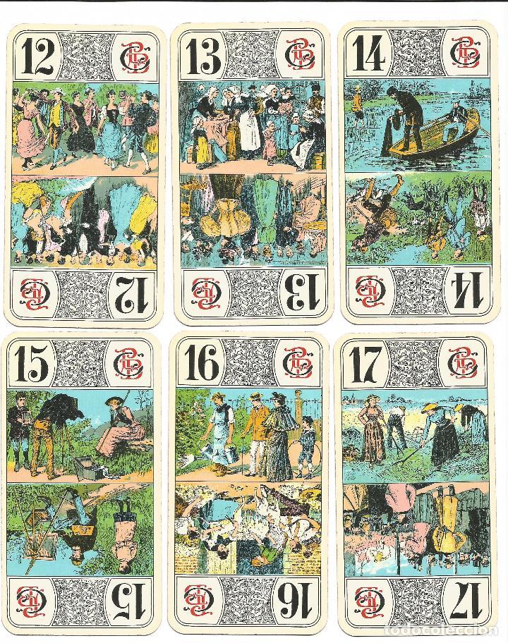 Barajas de cartas: TAROT NOUVEAU-- FRANCIA SIGLO XIX - Foto 7 - 137866990