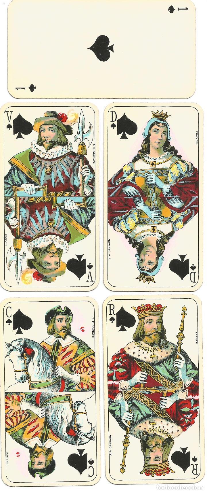 Barajas de cartas: TAROT NOUVEAU-- FRANCIA SIGLO XIX - Foto 11 - 137866990