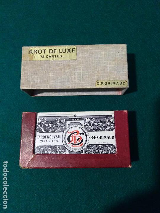Barajas de cartas: TAROT NOUVEAU-- FRANCIA SIGLO XIX - Foto 14 - 137866990