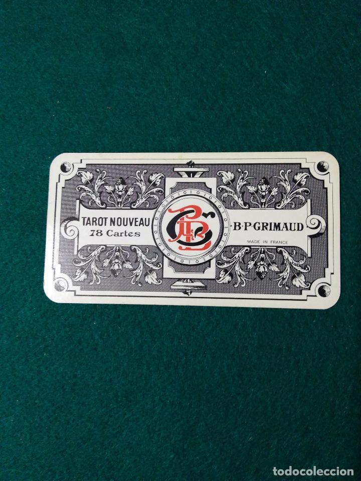 Barajas de cartas: TAROT NOUVEAU-- FRANCIA SIGLO XIX - Foto 15 - 137866990